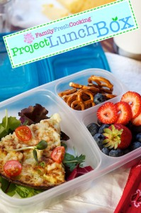 You may pack a great, healthy lunch, but what happens at lunchtime? (familyfreshcooking.com)