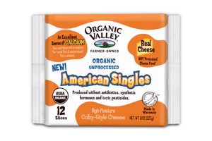 Organic, natural cheese slices--awesome! (organicvalley.coop)