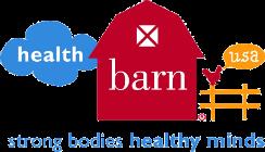 HealthBarn USA Logo